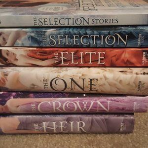 The Selection Series Part 1 Books